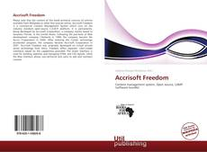 Bookcover of Accrisoft Freedom