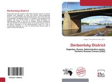 Capa do livro de Derbentsky District