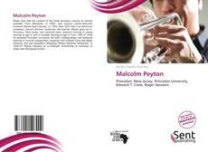 Copertina di Malcolm Peyton