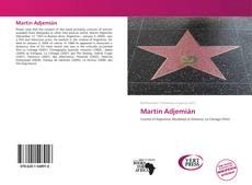 Martín Adjemián kitap kapağı