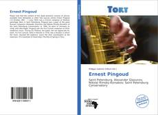 Bookcover of Ernest Pingoud