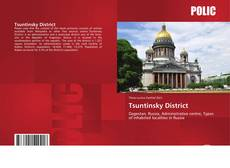 Buchcover von Tsuntinsky District