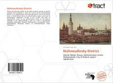 Couverture de Nizhneudinsky District