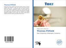 Thomas Pitfield kitap kapağı