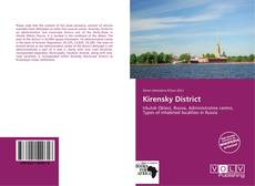 Copertina di Kirensky District