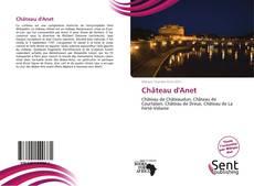 Couverture de Château d'Anet