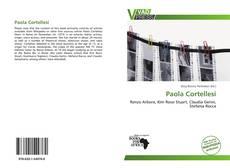 Capa do livro de Paola Cortellesi