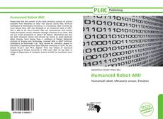 Bookcover of Humanoid Robot AMI