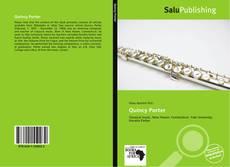 Quincy Porter kitap kapağı