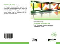Francesca De Sapio kitap kapağı