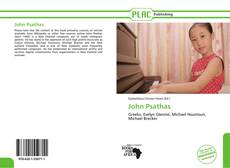Bookcover of John Psathas