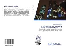Capa do livro de Karachayevsky District
