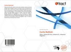 Carlo Battisti kitap kapağı