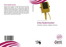 Bookcover of Erika Radermacher