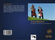 Tsvetan Radoslavov kitap kapağı
