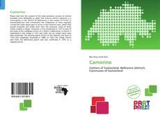 Camorino kitap kapağı