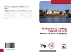 Bookcover of Nikolayevsky District, Khabarovsk Krai