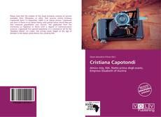 Couverture de Cristiana Capotondi