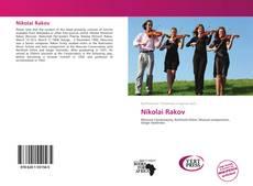 Nikolai Rakov kitap kapağı