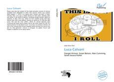 Portada del libro de Luca Calvani