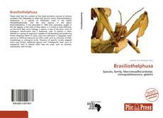 Brasiliothelphusa kitap kapağı