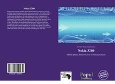 Обложка Nokia 3200