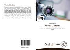 Bookcover of Marina Giordana