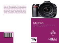Copertina di Gabriel Garko