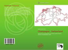 Bookcover of Champagne , Switzerland