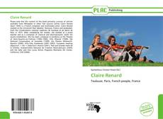 Bookcover of Claire Renard