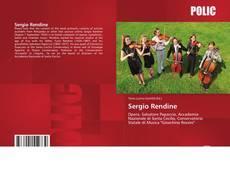 Buchcover von Sergio Rendine