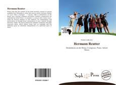 Couverture de Hermann Reutter