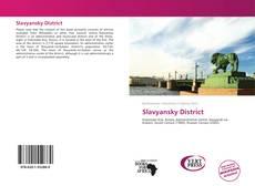 Slavyansky District kitap kapağı