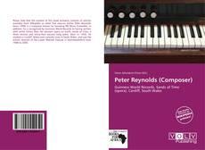 Bookcover of Peter Reynolds (Composer)