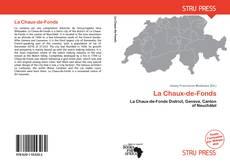 Capa do livro de La Chaux-de-Fonds