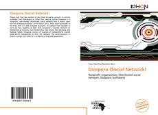 Bookcover of Diaspora (Social Network)