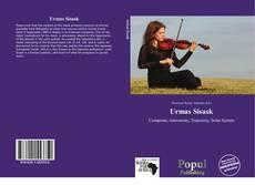 Urmas Sisask的封面