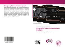 Bookcover of Emergency Communication System