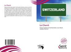 Copertina di Le Chenit