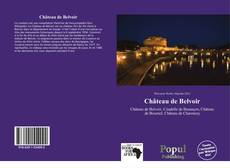 Bookcover of Château de Belvoir