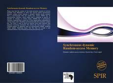 Capa do livro de Synchronous dynamic Random-access Memory