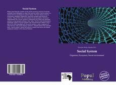 Copertina di Social System