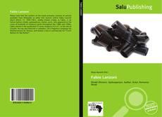 Bookcover of Fabio Lanzoni