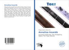 Capa do livro de Annalisa Insardà