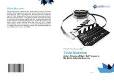 Bookcover of Silvio Muccino