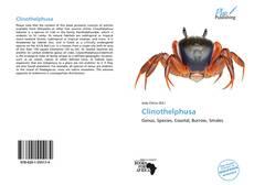 Buchcover von Clinothelphusa