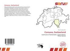 Обложка Comano, Switzerland