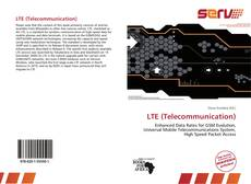 Bookcover of LTE (Telecommunication)