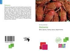 Bookcover of Demania