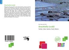 Bookcover of Drachiella (crab)